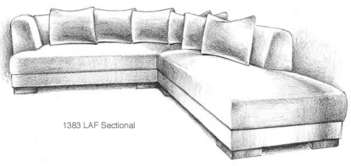 1383 Sectional